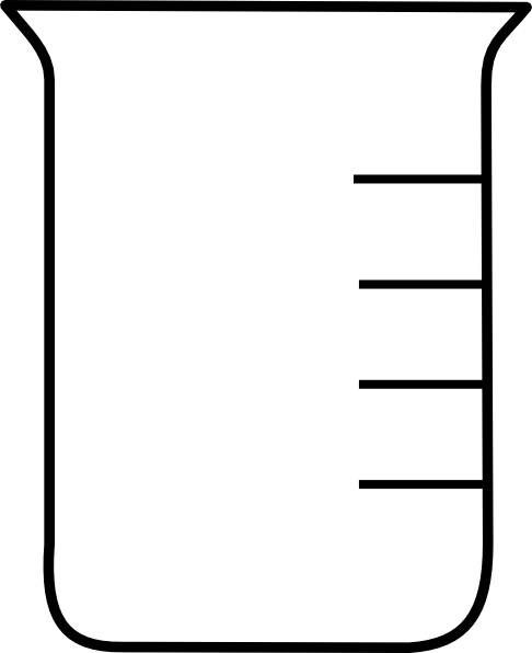 Empty Beaker Clip Art at Clker.com.