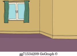 Empty Room Clip Art.