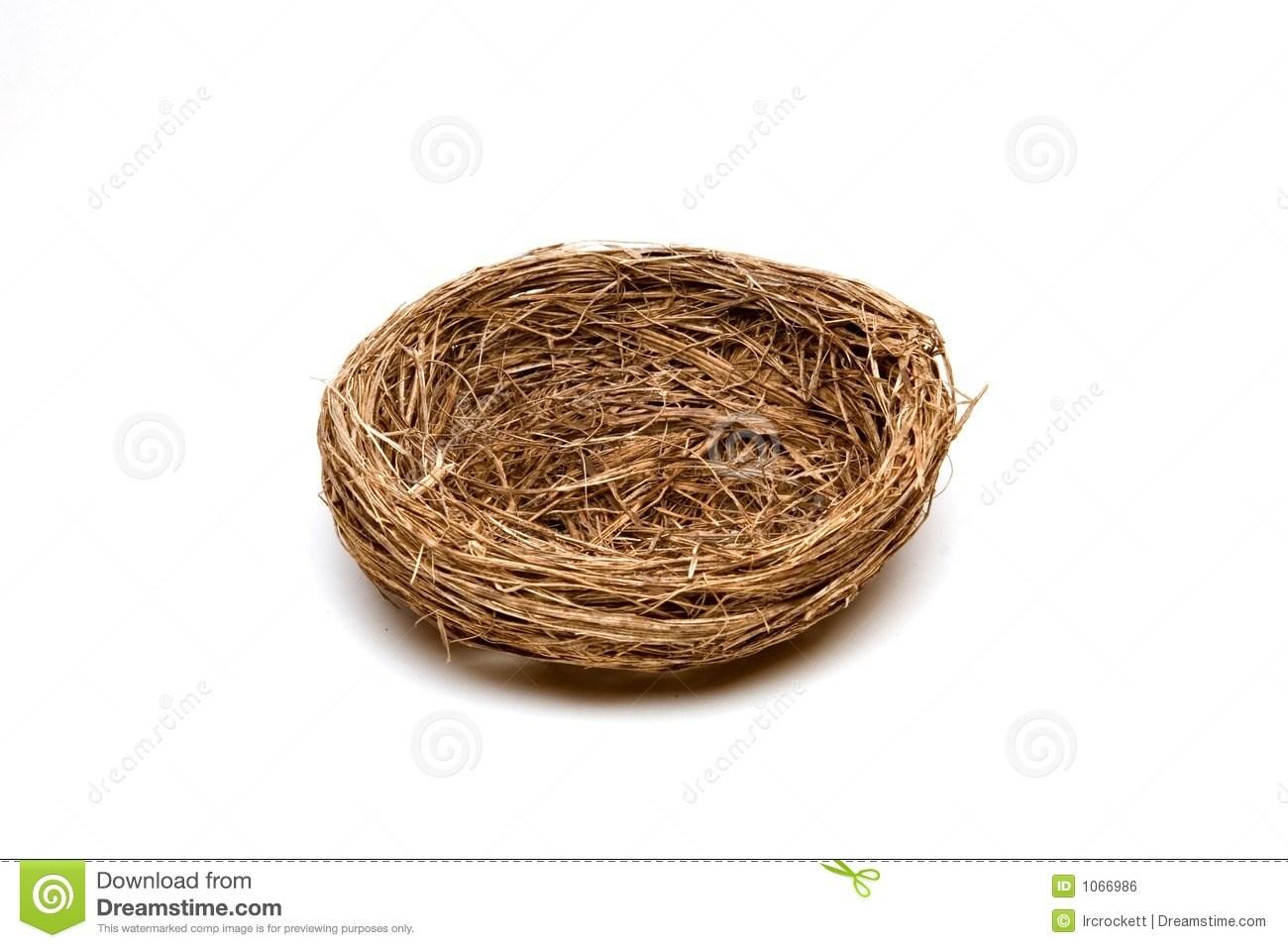 Empty bird nest clipart 5 » Clipart Portal.