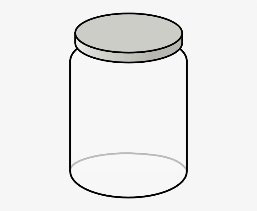 Clear Jar Clip Art At Clker.