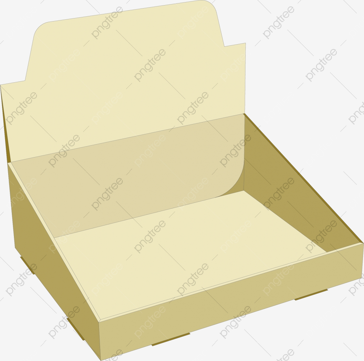 Approval Box, Box Vector, Paper Box, Empty Box PNG and Vector with.
