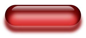 Empty Button Dark Red X.