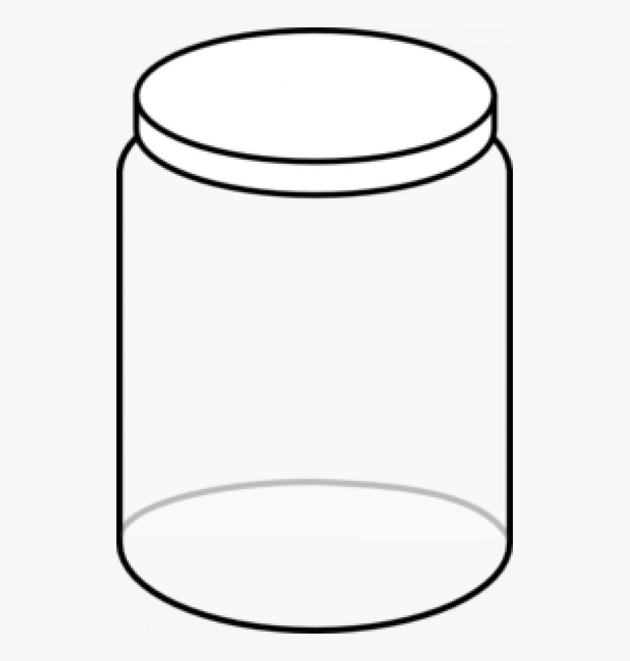White Jar Clip Art.