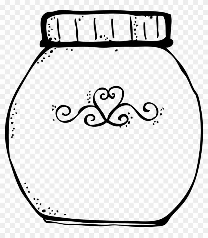 Jar Clipart Empty Candy Jar Clipart Image Provided.