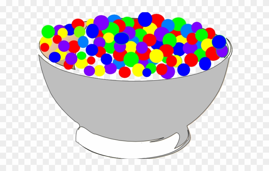 Oat Clipart Empty Cereal Bowl.