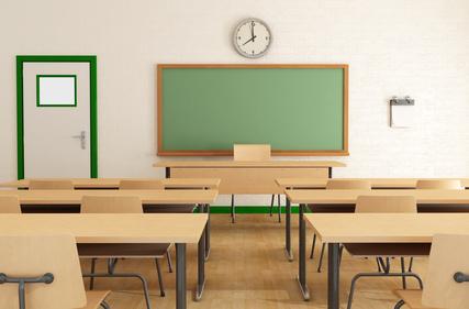 Course clipart empty classroom.