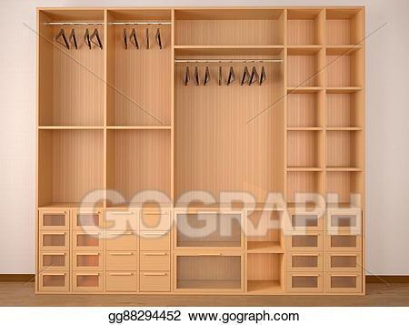 Empty closet clipart 4 » Clipart Portal.