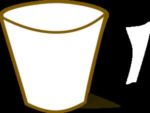 Empty Cup Science Clip Art at Clker.com.