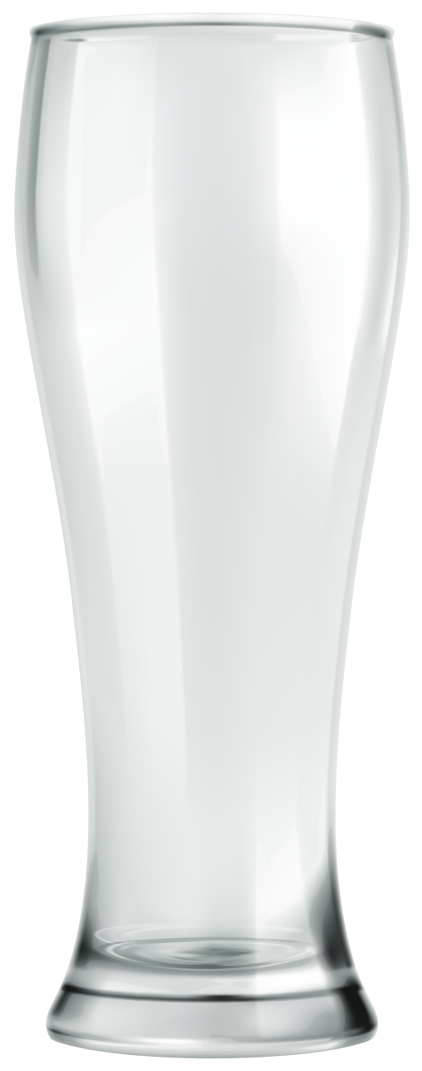 Empty Glass PNG Clipart.