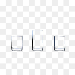 Empty Glass PNG Images.