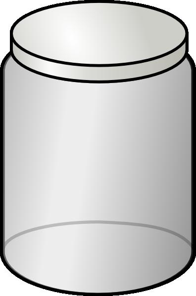 Empty Cookie Jar Clipart.