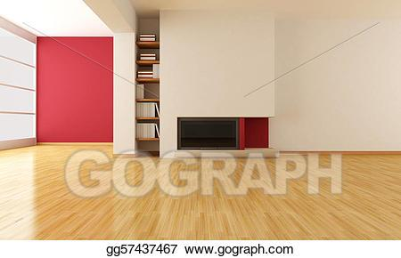 Empty living room clipart 4 » Clipart Portal.