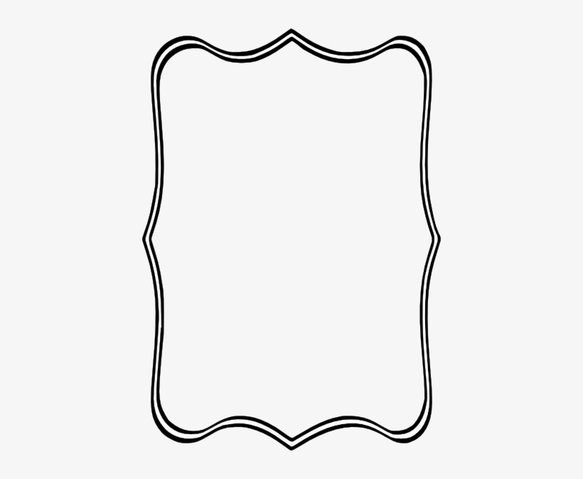 Empty Picture Frame Clipart Clipart Kid.