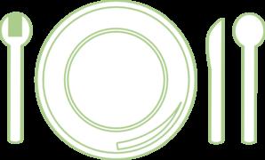 Empty Plate Clip Art Free.
