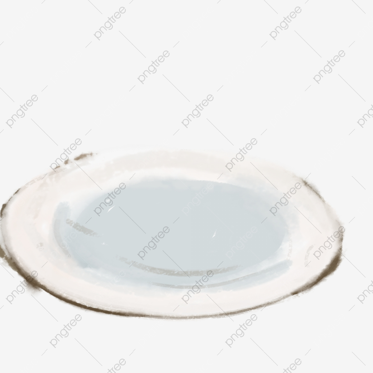 Stoneware Plate, Plate Clipart, Empty Plate, Plate PNG Transparent.