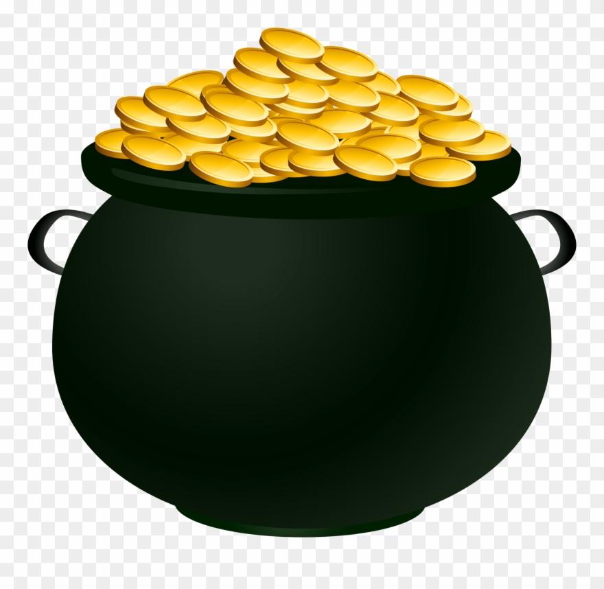 Pot Of Gold Clip Art Free Clipart Pot Of Gold Casino.