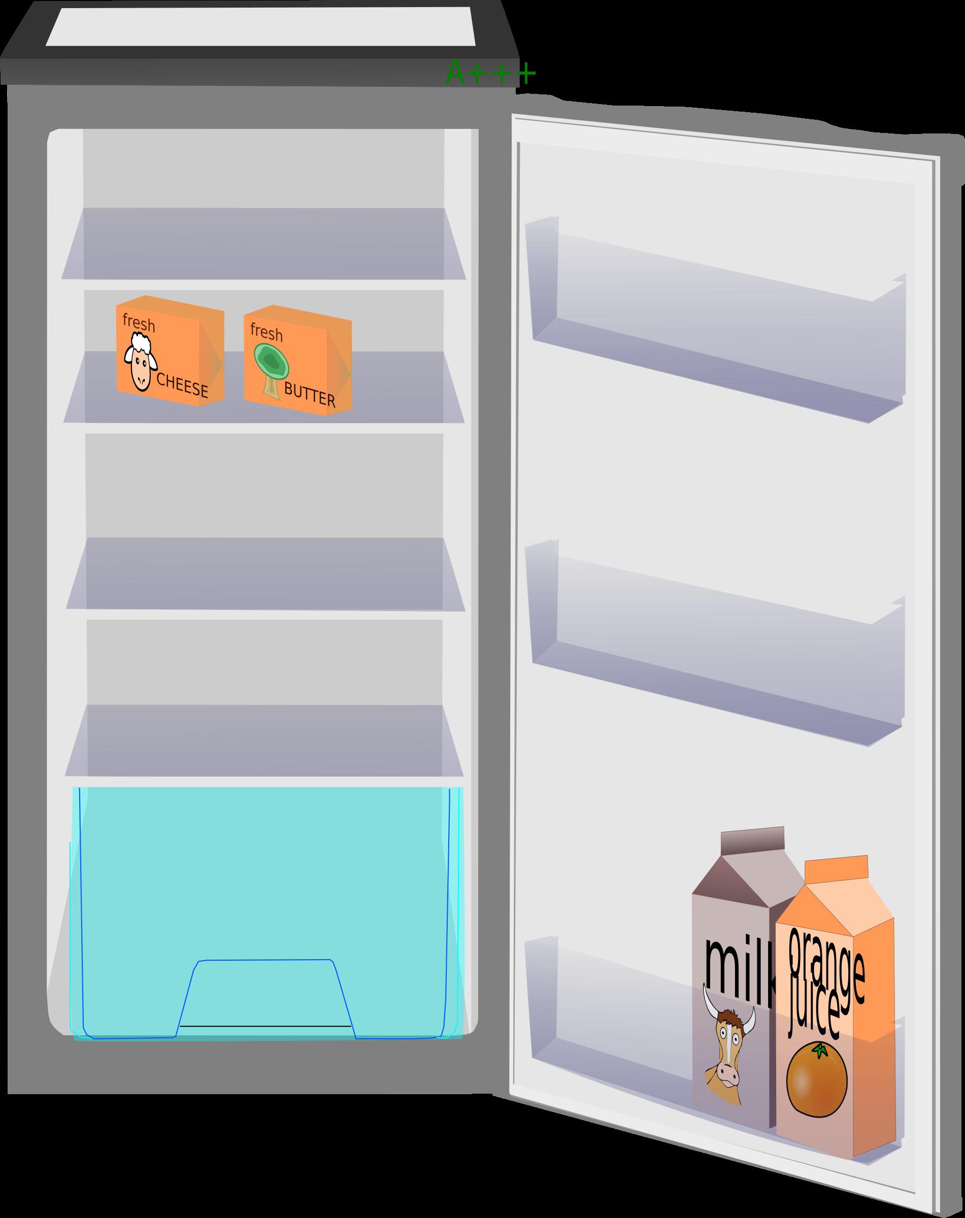 Free Refrigerator Open Cliparts, Download Free Clip Art.