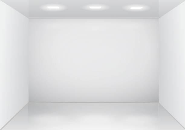 Best White Room Illustrations, Royalty.