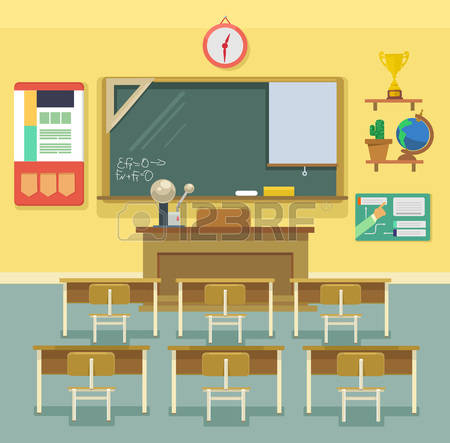47,105 Classroom Stock Vector Illustration And Royalty Free.