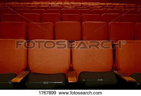 Stock Photograph of Empty seats 1767899.