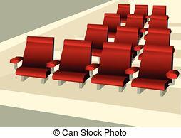 Empty seats Clipart Vector Graphics. 2,358 Empty seats EPS clip.