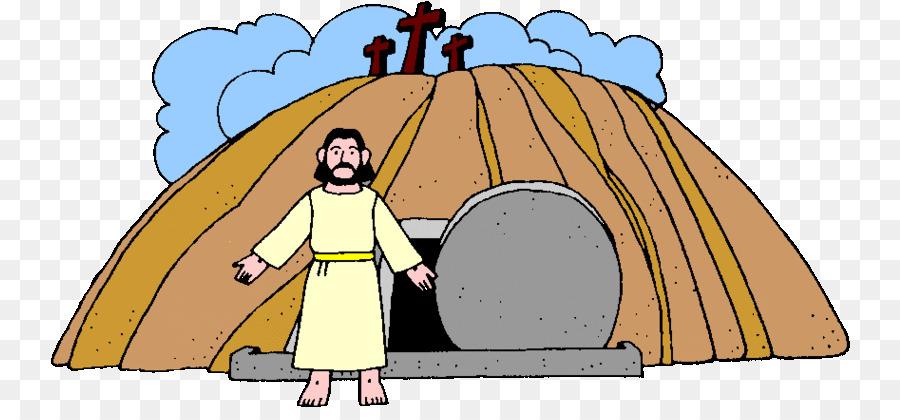 Clip art Resurrection of Jesus Openclipart Christianity.