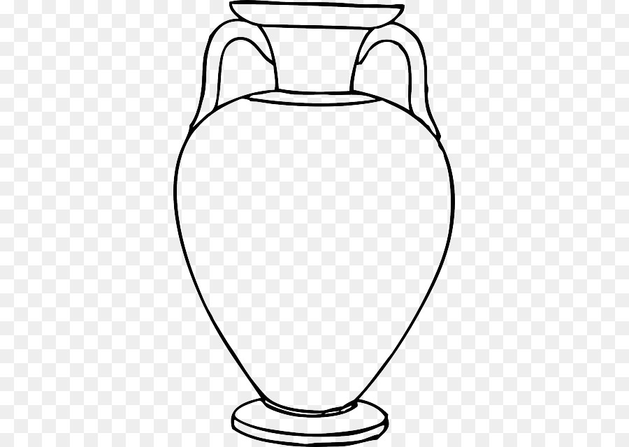 Pottery of ancient Greece Vase Classical Greece Clip art.