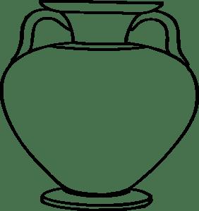 Empty vase clipart » Clipart Portal.
