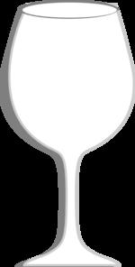 Wine Glass Clip Art at Clker.com.