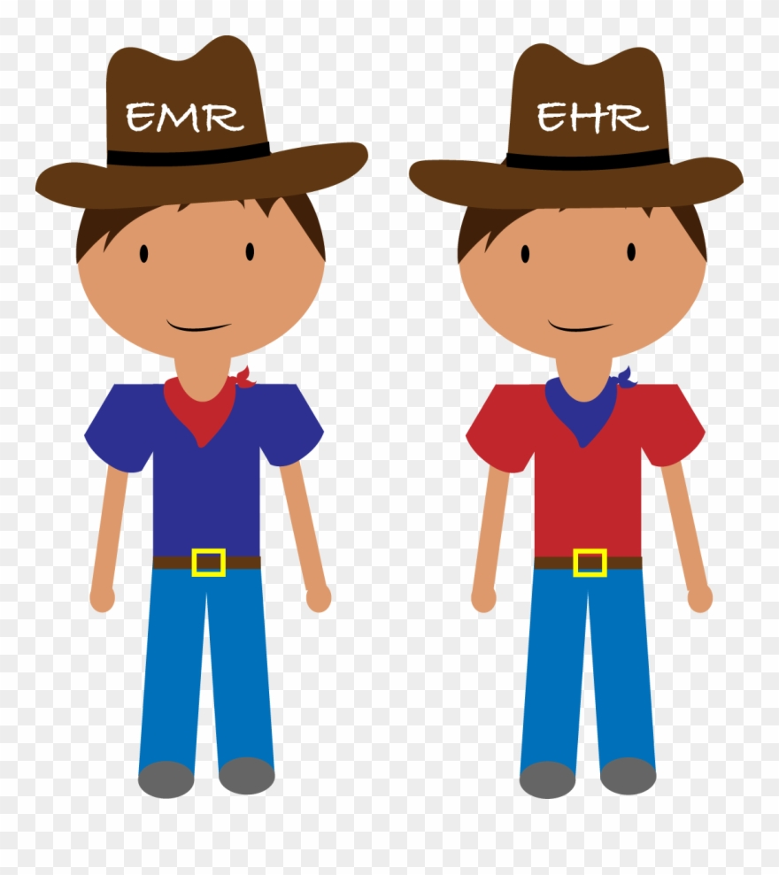 Spot The Differences Between Emr And Ehr.
