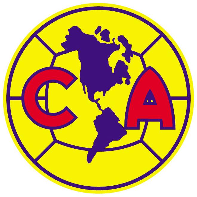 Club America vector logo.