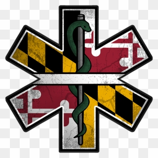 Maryland Ems Decal.