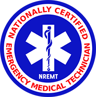 National Registry of Emergency Medical Technicians.