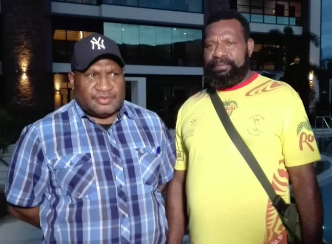 Wouwou rejoins PNG breakaway camp as O'Neill loses more support in.