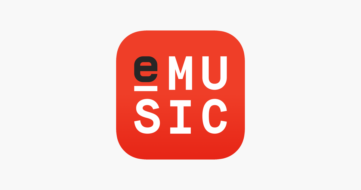 eMusic on the App Store.
