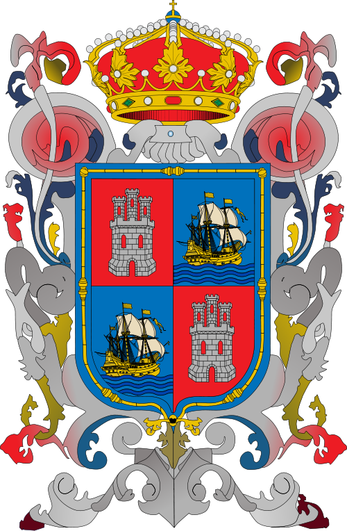 File:Coat of arms of Campeche.svg.