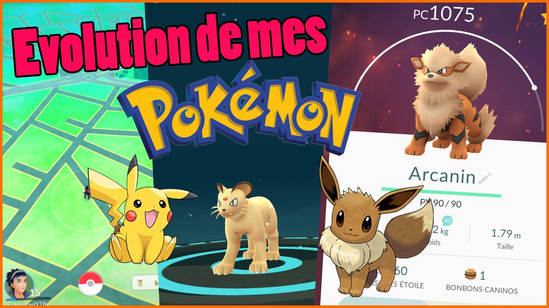 J'EVOLUE TOUS MES POKEMONS ! XP EN MASSE ! Pokémon GO# 2.