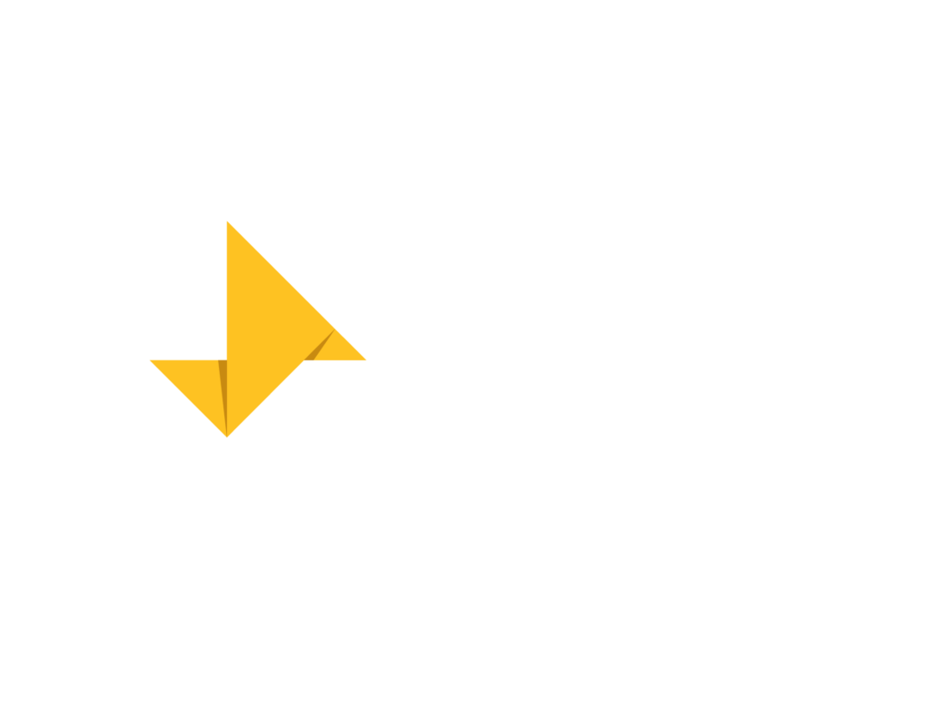 Creating the Enactus Origami.
