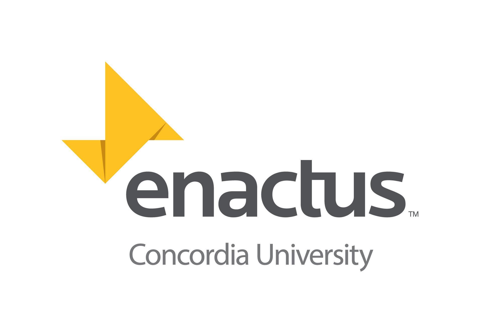 Enactus Concordia.