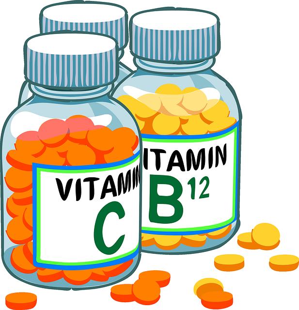Free photo Vitamins Pills Bless You Encapsulate.