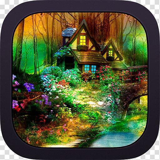 Fairy tale Desktop Magic Enchanted forest, Fairy transparent.