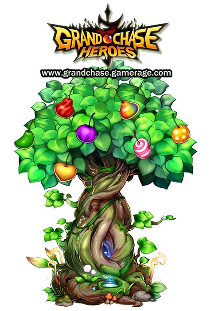 Enchanted Tree.
