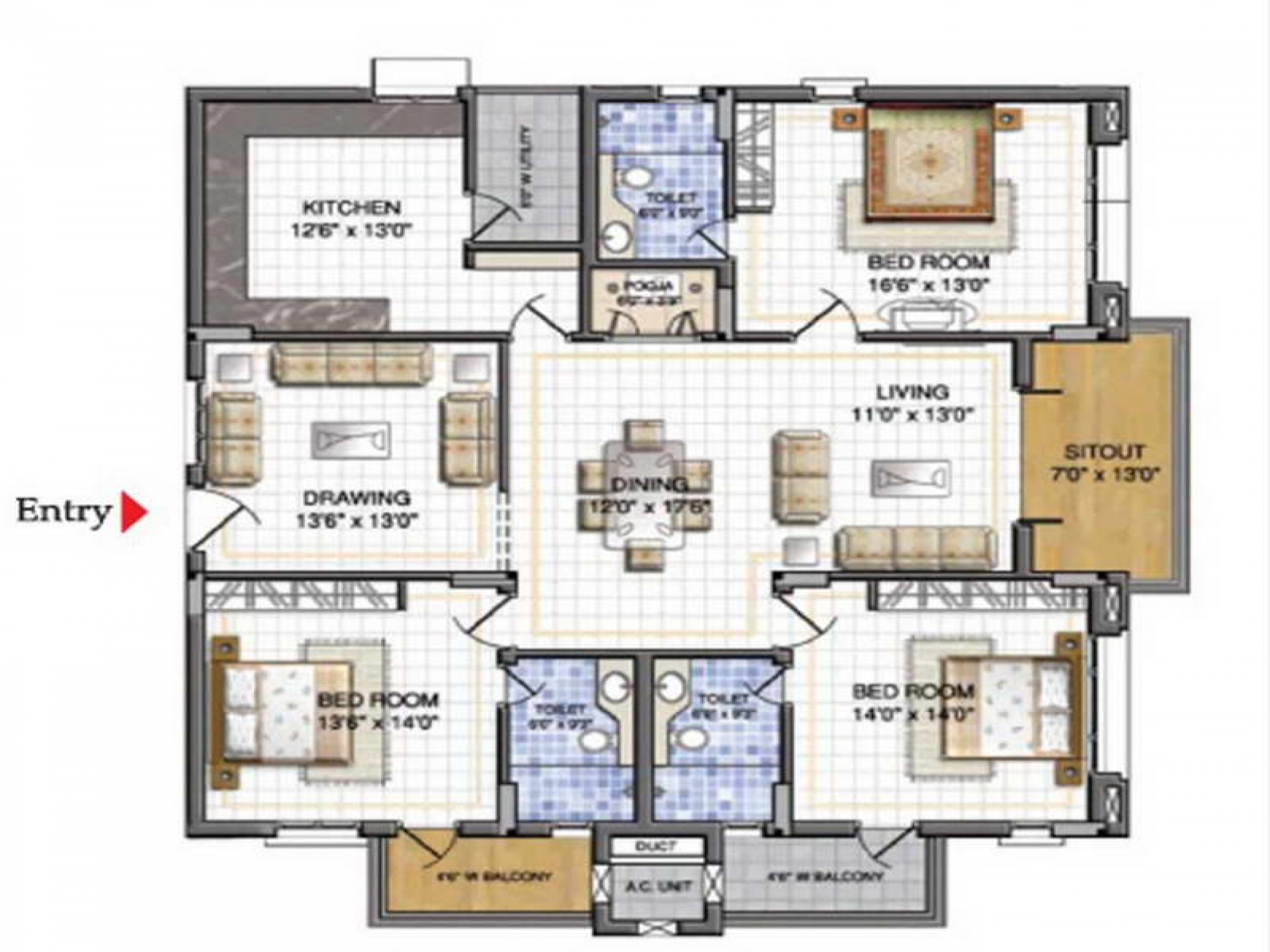 Home And House Photo :Enchanting Free Floor Plan Clipart.
