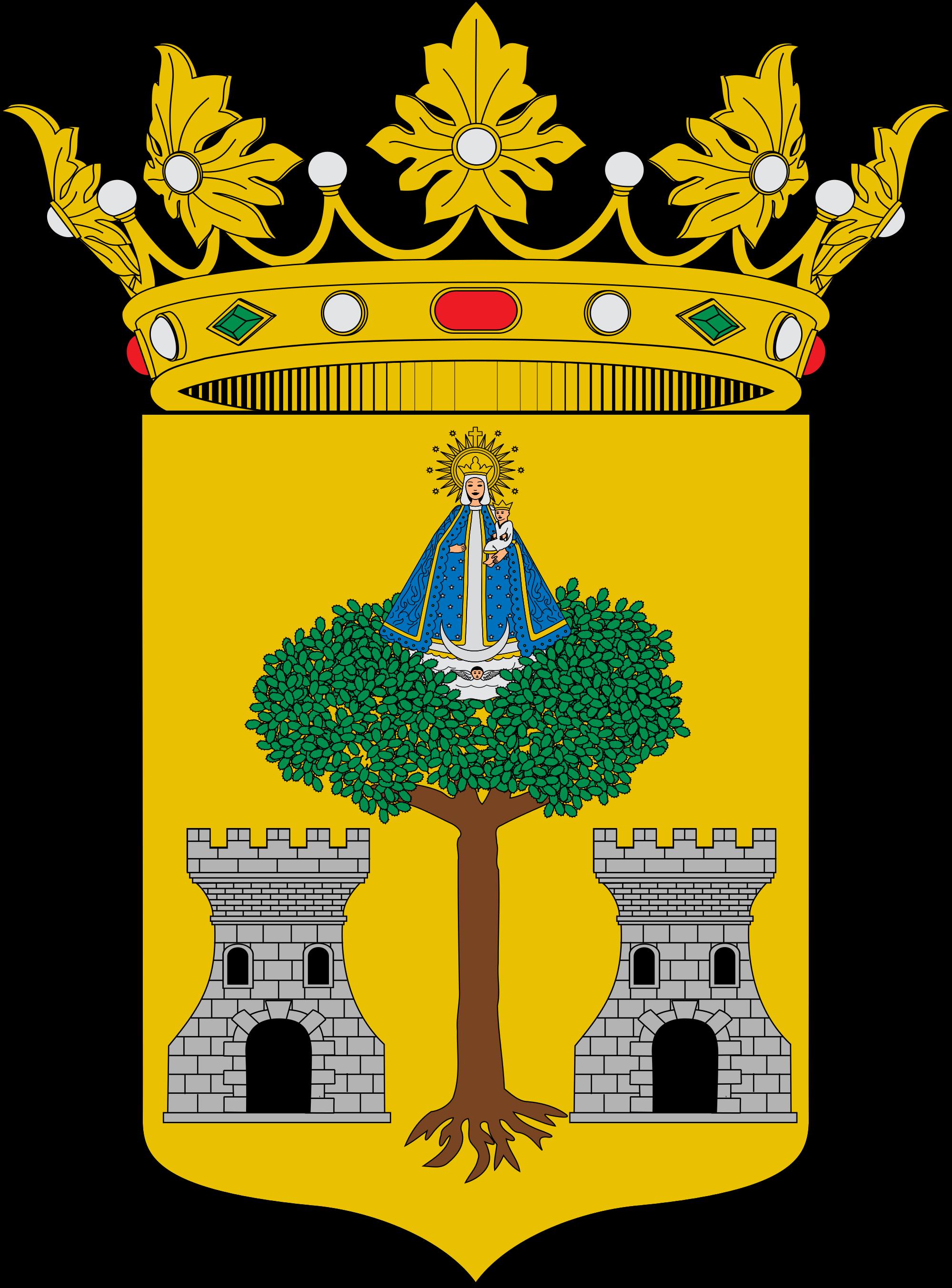 File:Escudo de Baños de la Encina.svg.