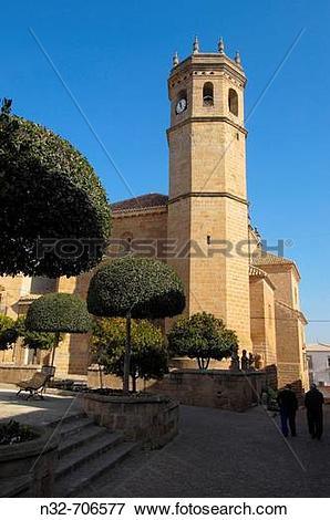 Picture of San Mateo church(S.XV.