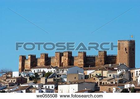 Pictures of Castle of Bury Al.