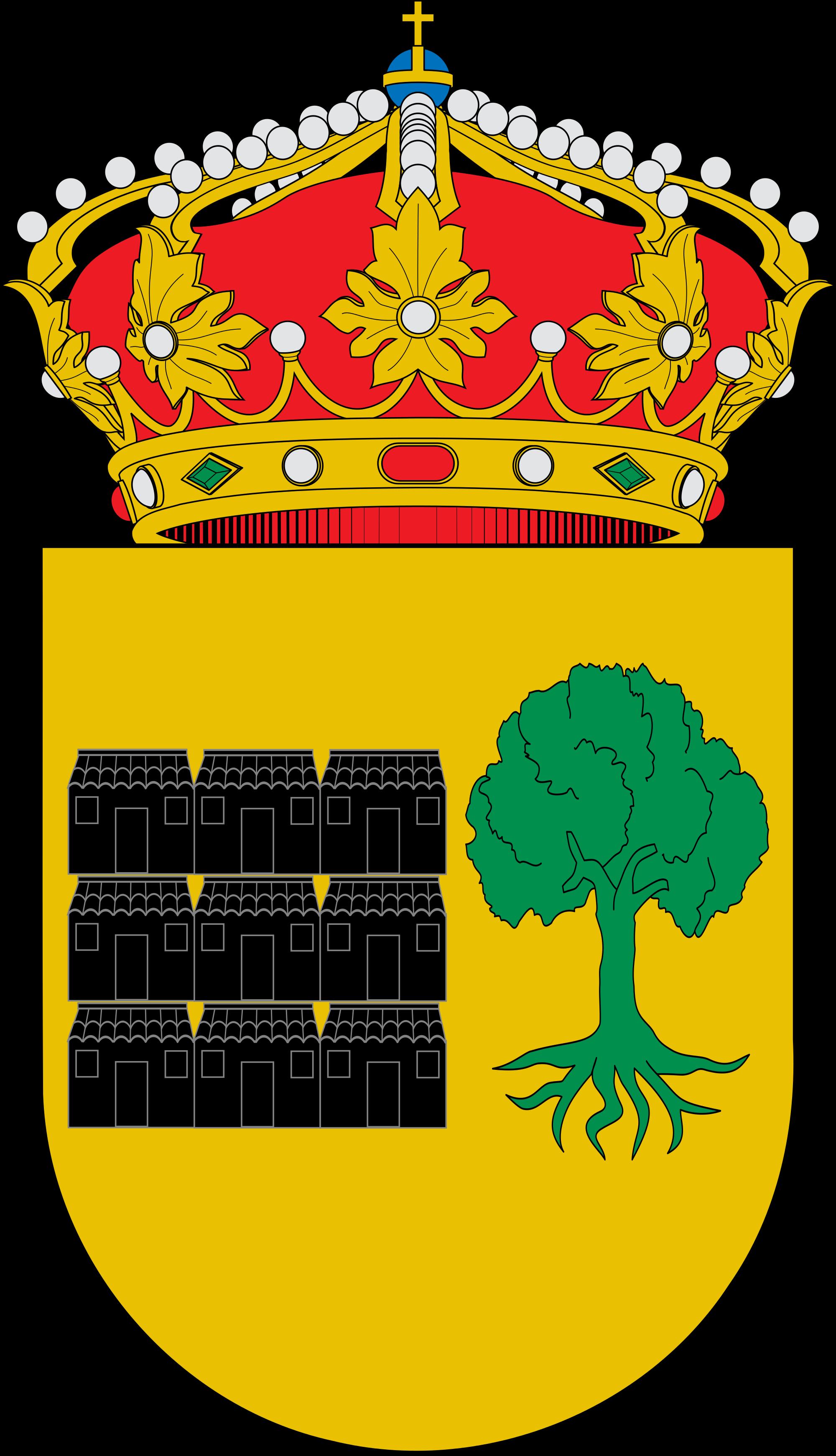 File:Escudo de Villar de la Encina.svg.