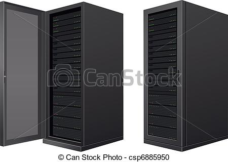 Enclosures clipart.