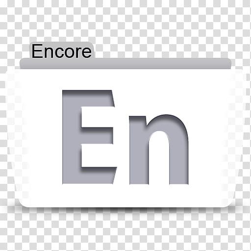 Adobe CS Colorflow Icon, Encore transparent background PNG.
