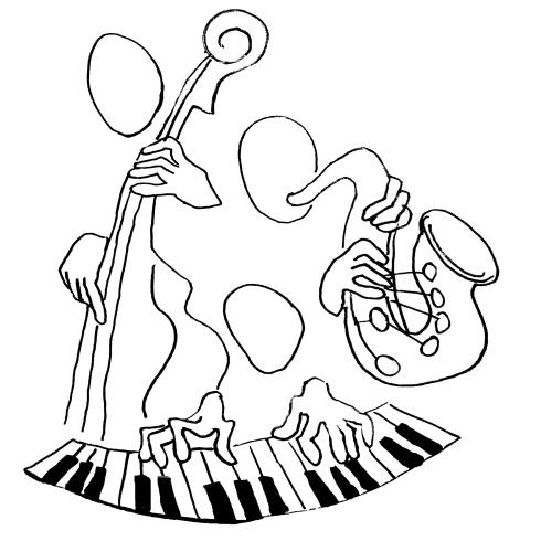 Encountering Jesus through Jazz in Worship.